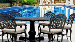 Hanamint Grand Tuscany Outdoor-Dining Patio Furniture-