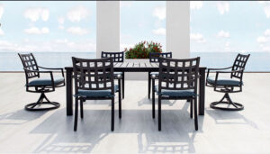 Hanamint Stratford Outdoor-Dining Patio Furniture
