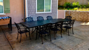 Franklyn Roth Seaside Outdoor Dining Set