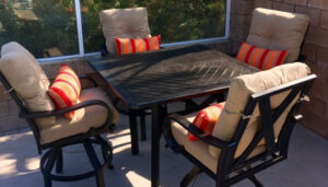 Franklyn Roth Scarlet Outdoor Patio Furniture