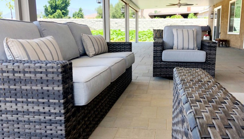 Franklyn Roth Mirage Patio Furniture